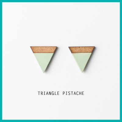 Oorbel Triangle | Belgunique