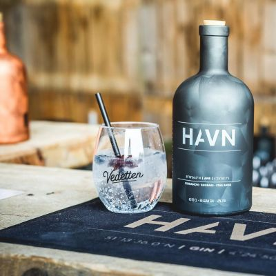 HAVN Antwerp Gin | Belgunique