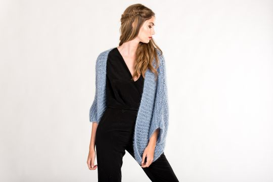 Fa Zhou Cardigan | Belgunique