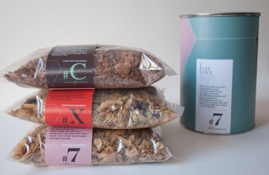 The Organic Granola Fanbag | Belgunique