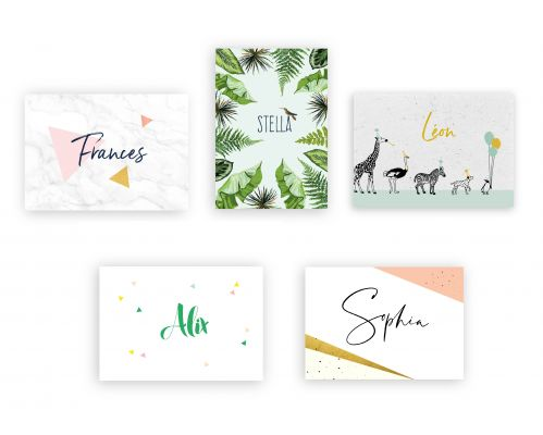 New Baby Cards | Belgunique