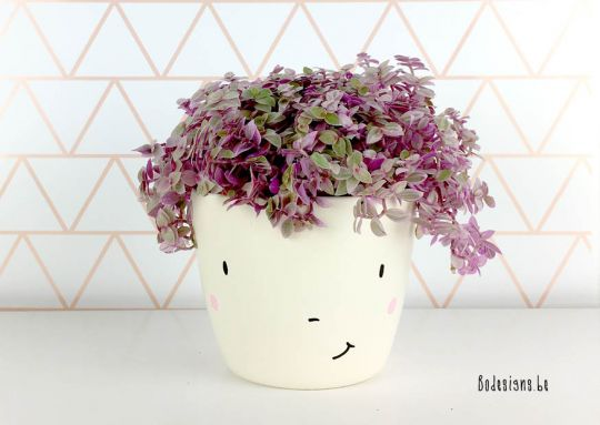 Flowerpot Louis | Belgunique