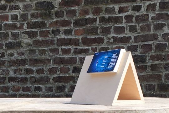 Book Triangle | Belgunique