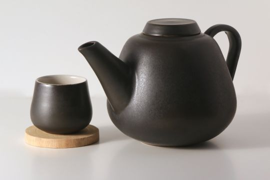 Teapot & 6 Cups | Belgunique