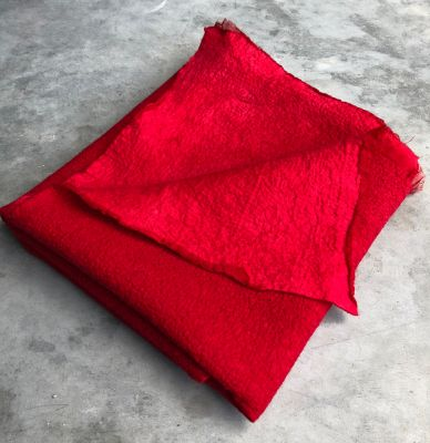 Blanket: Red L | Belgunique