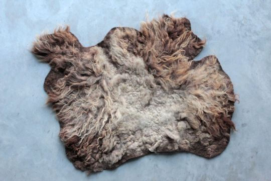 Fur Rug: Kara | Belgunique