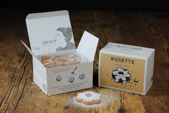 Biscuits: Rusette | Belgunique