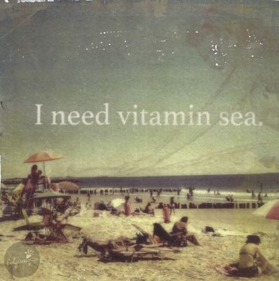 FOTOCANVAS: Vitamin Sea | Belgunique