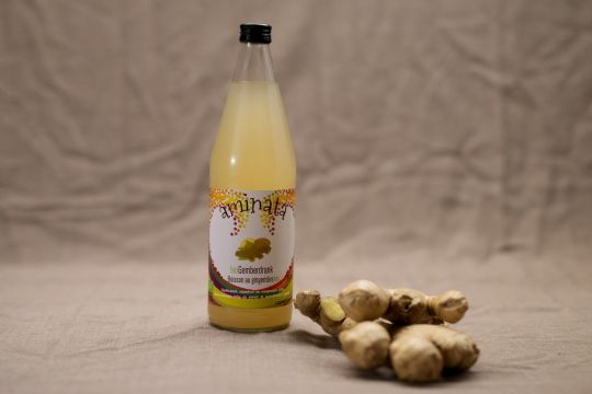 Organic Ginger Juice | Belgunique