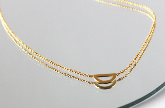 BIG SUR N°2 Necklace | Belgunique