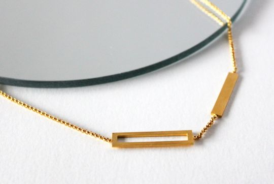 BIG SUR N°3 Necklace | Belgunique