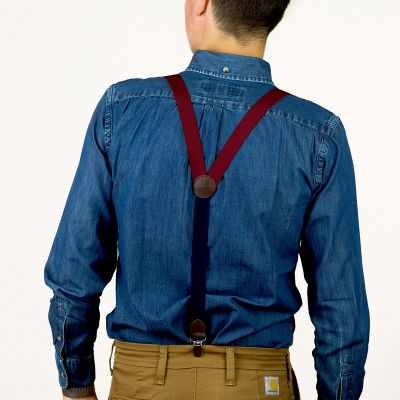 Suspenders: Thin | Belgunique