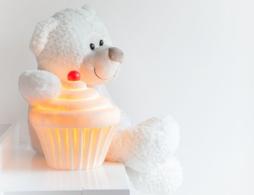 Cupcake Lamp | Belgunique