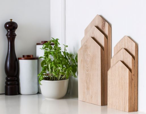 TREHUS Chopping Board Set | Belgunique