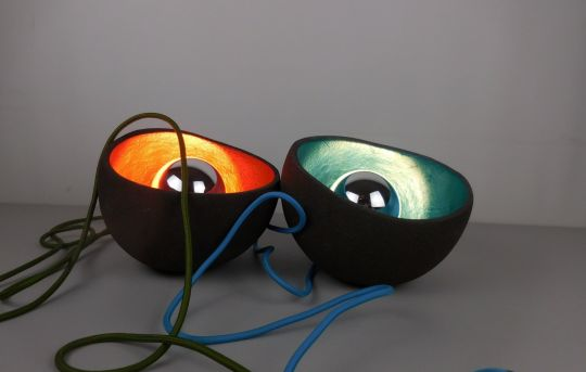 Eyecatcher Lamp | Belgunique