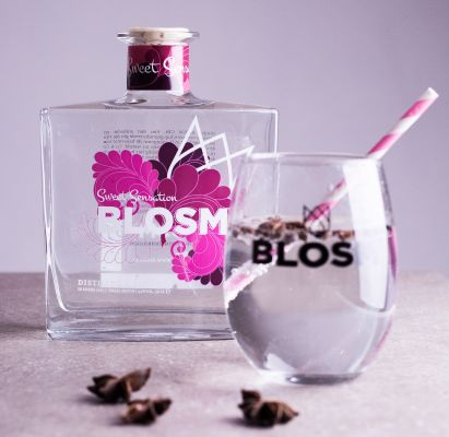 Blosm Gin Sweet Sensation | Belgunique