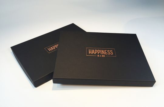 Happiness In A Box | Belgunique