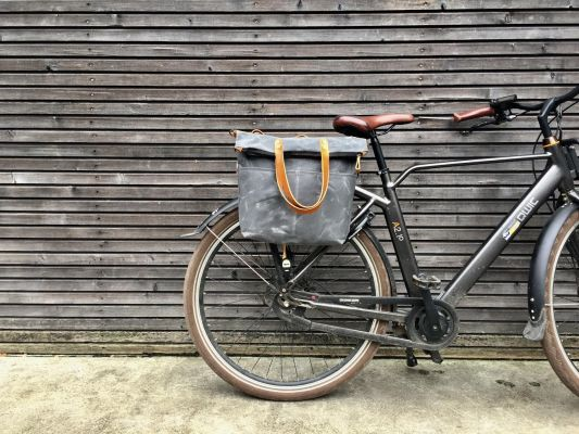 Bicycle Bag: Wade | Belgunique