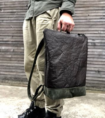 Backpack: Piñatex™ | Belgunique