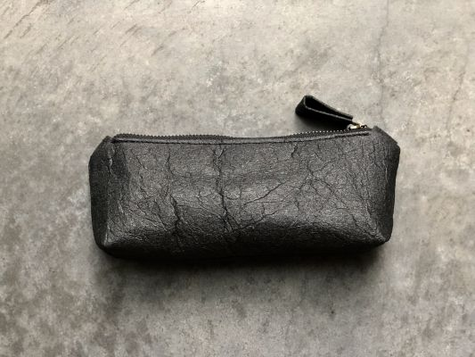 Pencil Pouch: Piñatex | Belgunique