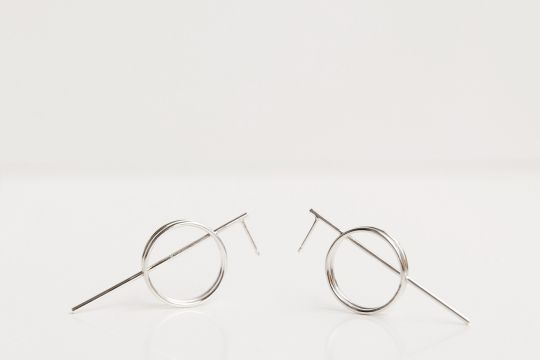 STRUCTURE Earrings | Belgunique
