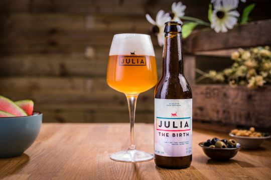 Julia: The Birth | Belgunique