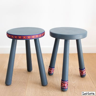 Children's Stools Duo | Belgunique