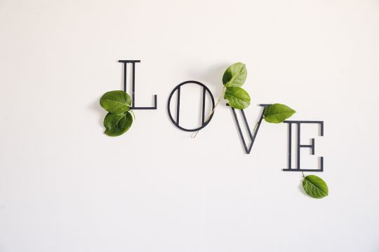 Wall Decor Letters | Belgunique