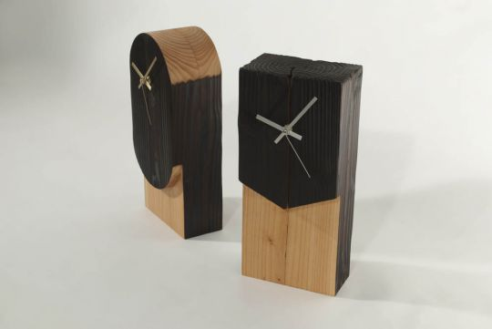 Wooden Nine o'Clocks | Belgunique
