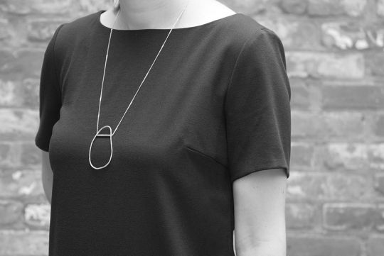 Pebble Necklace | Belgunique