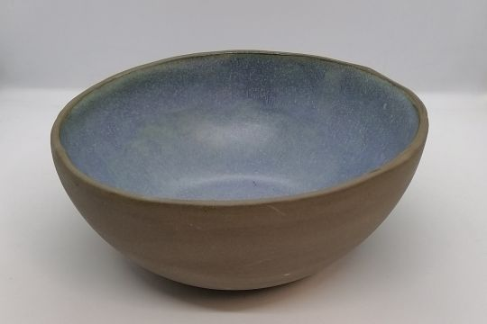 Salad Bowl: Matte Blue | Belgunique