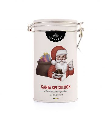 Box: Santa Speculoos | Belgunique