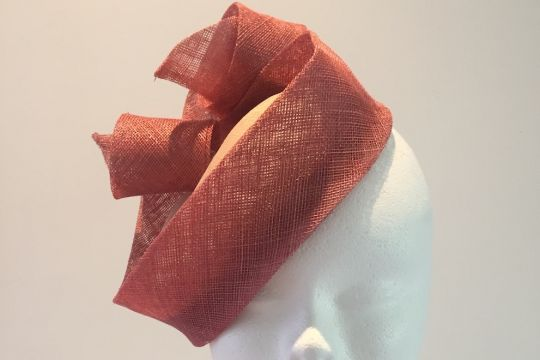 Sinamay Hat | Belgunique