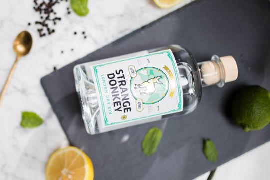 London Dry Gin | Belgunique