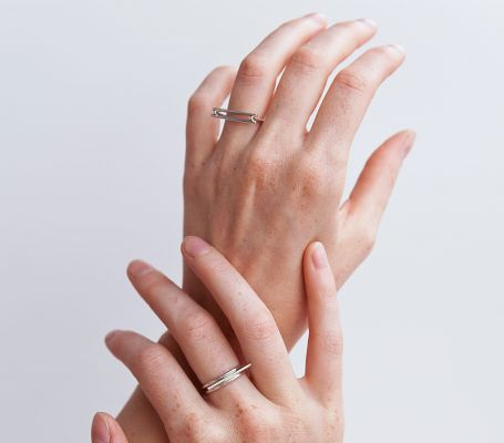 STRUCTURE ring | Belgunique
