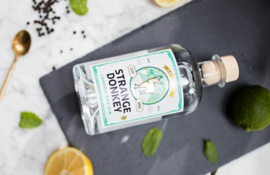 Summer Gin | Belgunique