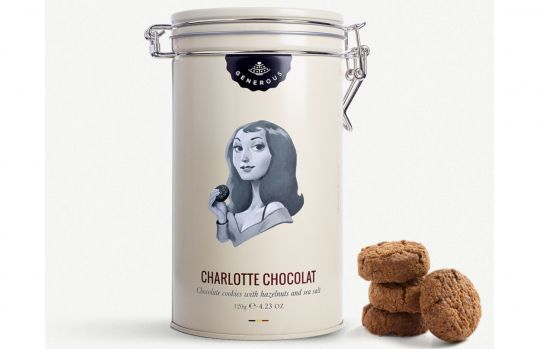 Box: Charlotte Chocolat | Belgunique