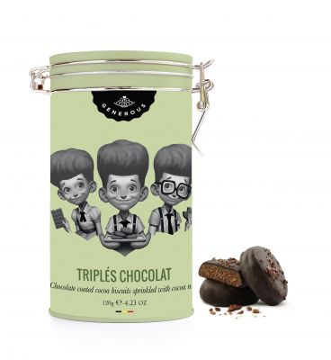 Box: Triplé Chocolat | Belgunique